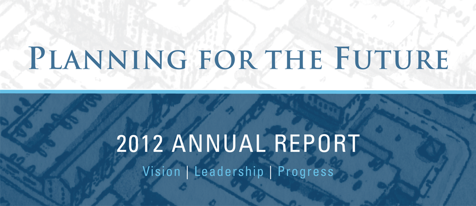 2012 Annual Report: Featured
