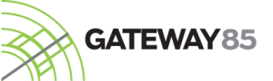 Gateway85 - Web Logo