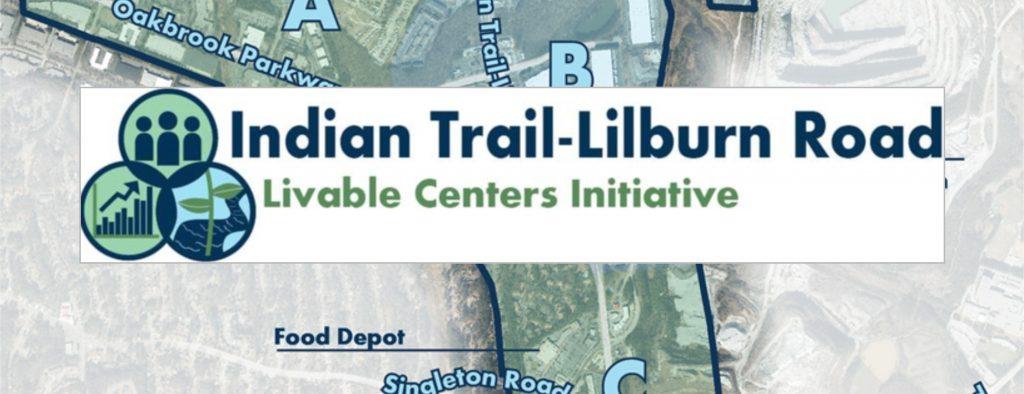 Indian Trail-Lilburn Road LCI