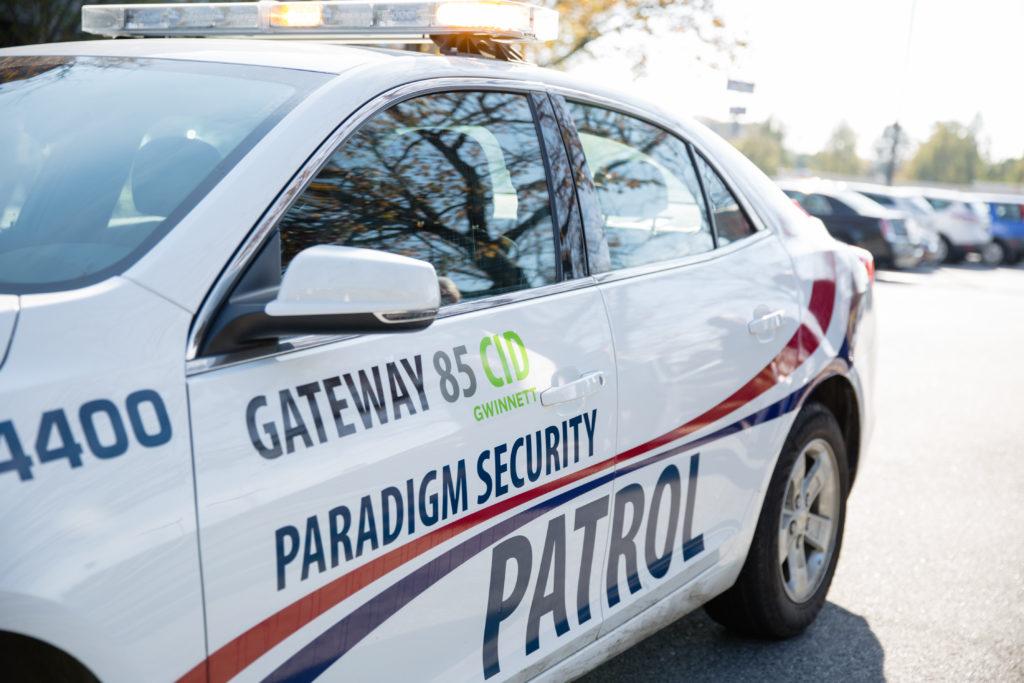 Gateway85 Security Car