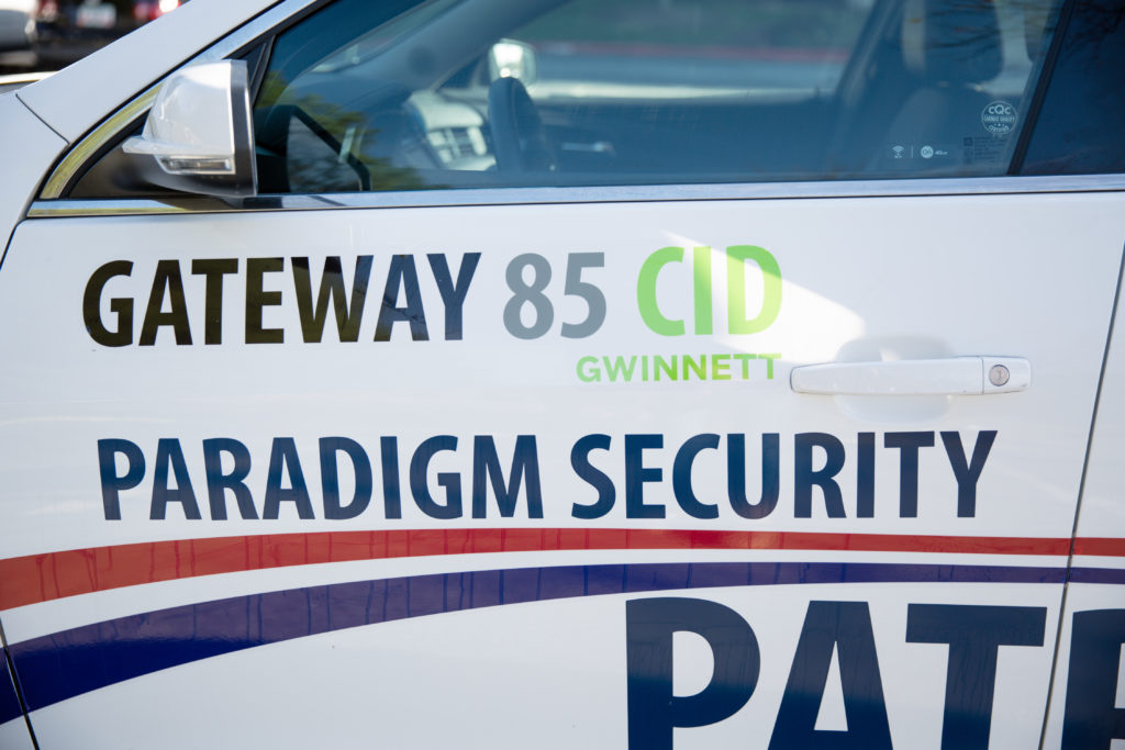 Gateway85 Security Car