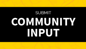 Submit Community Input