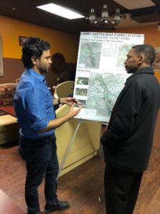 Jimmy Carter Boulevard LCI Study Presentation