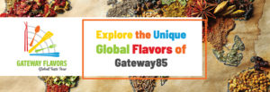 Gateway Flavors Global Taste Tour Photo Gallery