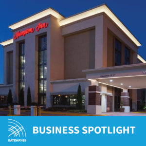 Hampton Inn – Business Spotlight