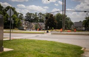 Beaver Ruin Midblock Crosswalk