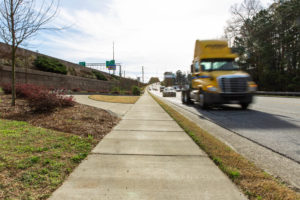 Infrastructure Improvements - Sidewalks
